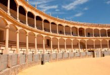 Spain's main bullrings