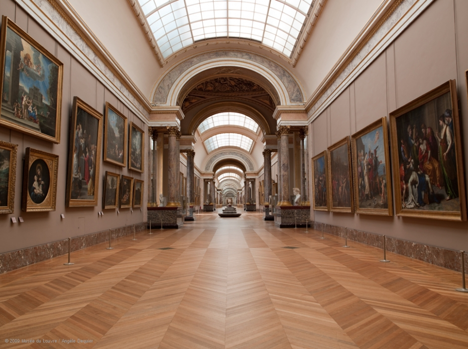 Don't miss the most visited museum in the world - The Louvre 2