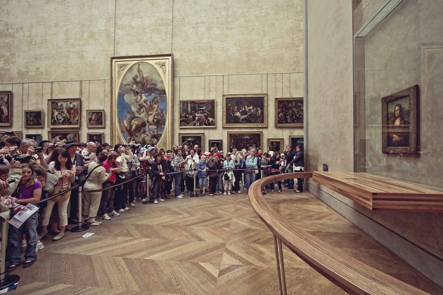 Don't miss the most visited museum in the world - The Louvre