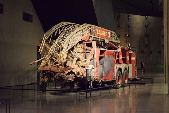 The National 9-11 Memorial & Museum in New York City