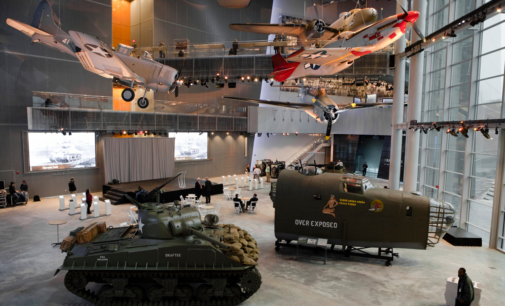 The National WWII Museum – New Orleans, La