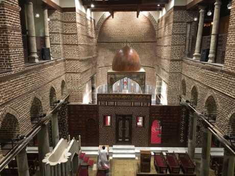 Abu Serga Church