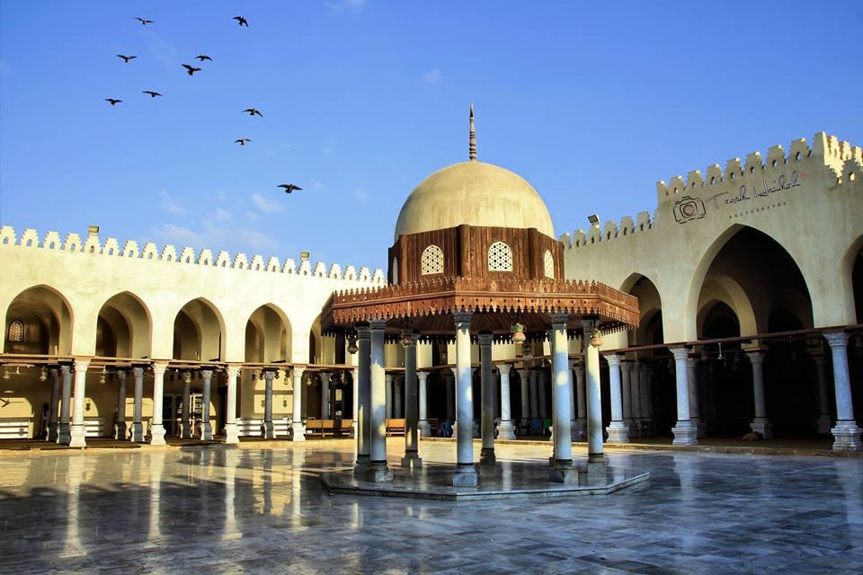 Amr Ibn El Aas mosque