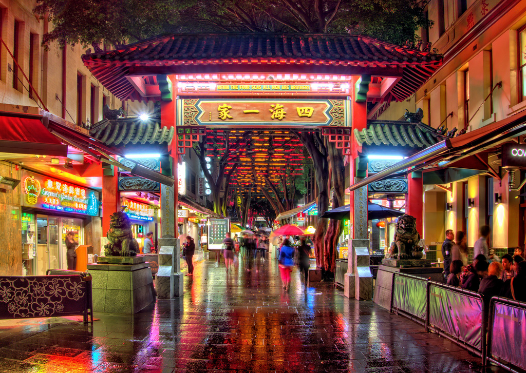 Australia's Chinatowns_ a medley of culture