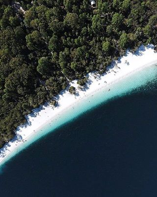 Australia's Fraser Island, sand, waters and forests brought together