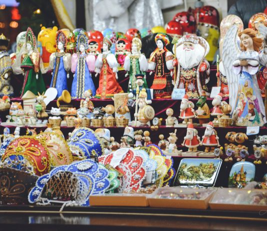 Best souvenirs to bring from your trip to Russia