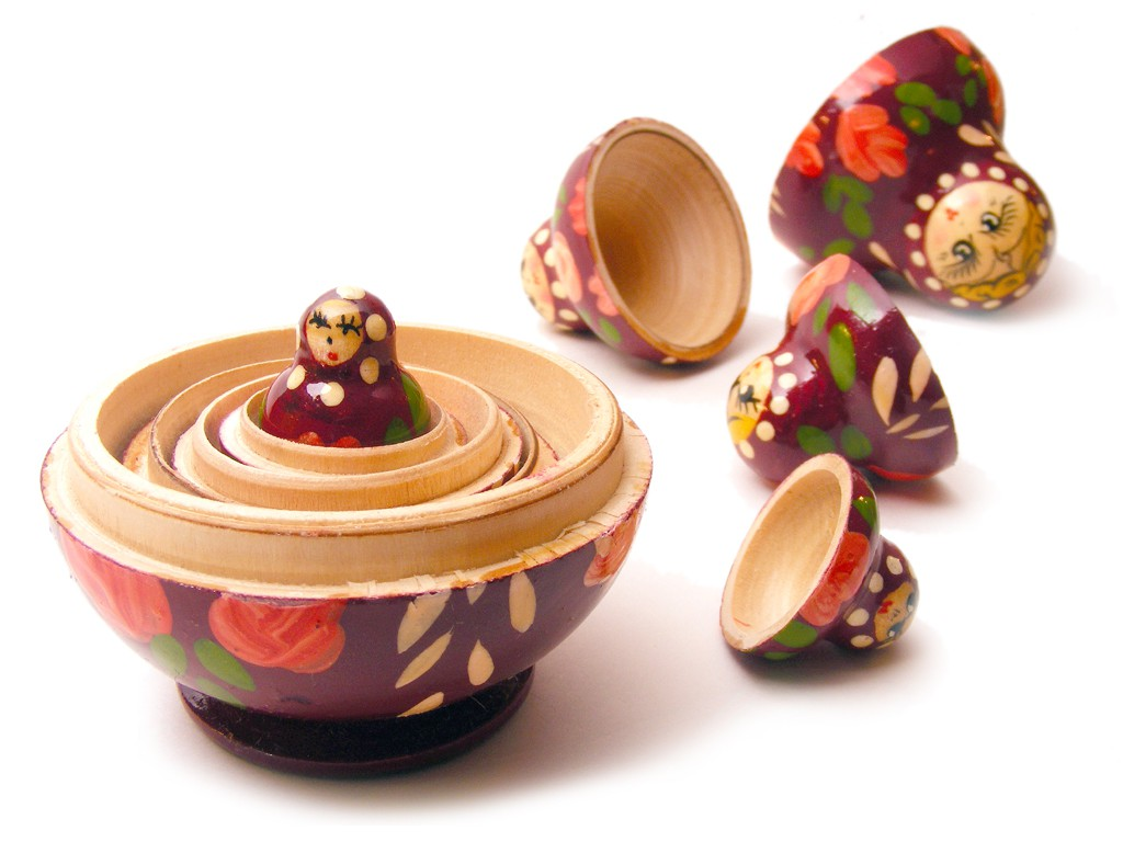 Best souvenirs to bring from your trip to Russia - Matryoshka dolls