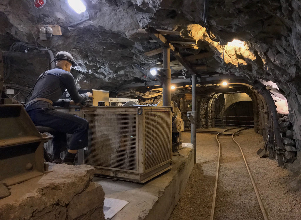 Escucha Mining Museum