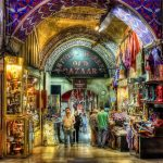 Istanbul's Grand Bazaar, 3000 shops in one spot
