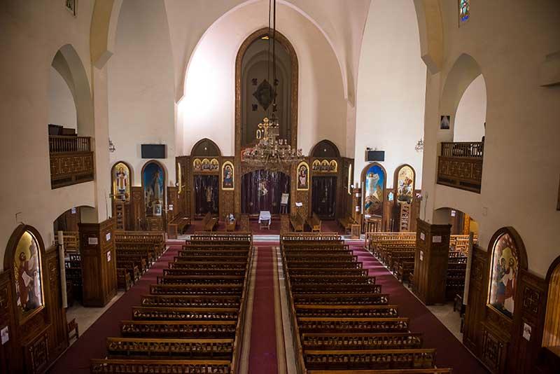 Mary Girgis Church