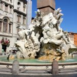 Piazza Navona Rome Liveliest square