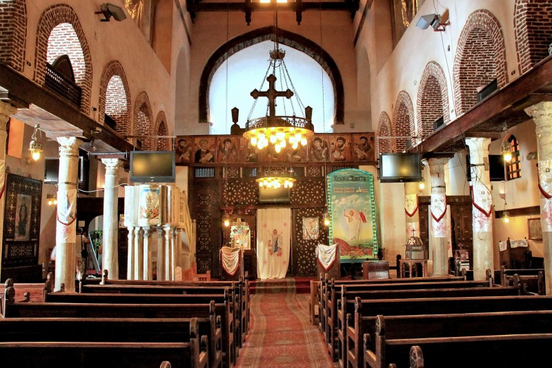 Saint Barbra Church