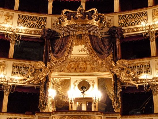 Teatro di San Carlo, the oldest opera house in the world