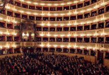 Teatro di San Carlo, the oldest opera house in the world.