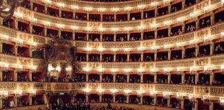 Teatro di San Carlo, the oldest opera house in the world.