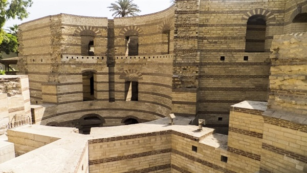 The Babylon fortress
