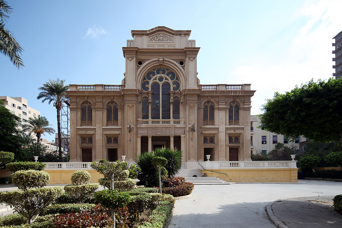 The Synagogue Jewish temple