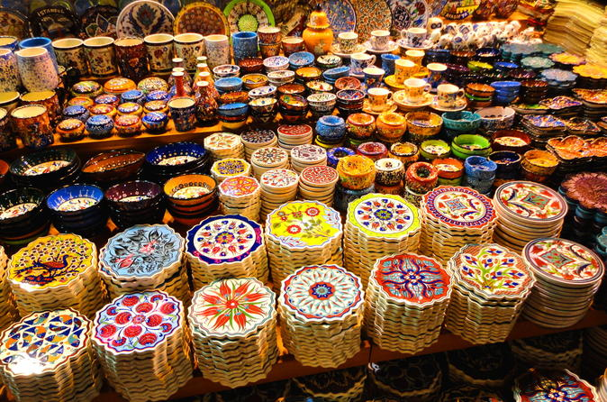 Top 5 things to do in Turkey's Istanbul - Istanbul Bazaar