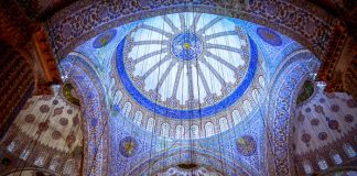 Top 5 things to do in Turkey's Istanbul - the Blue Mosque