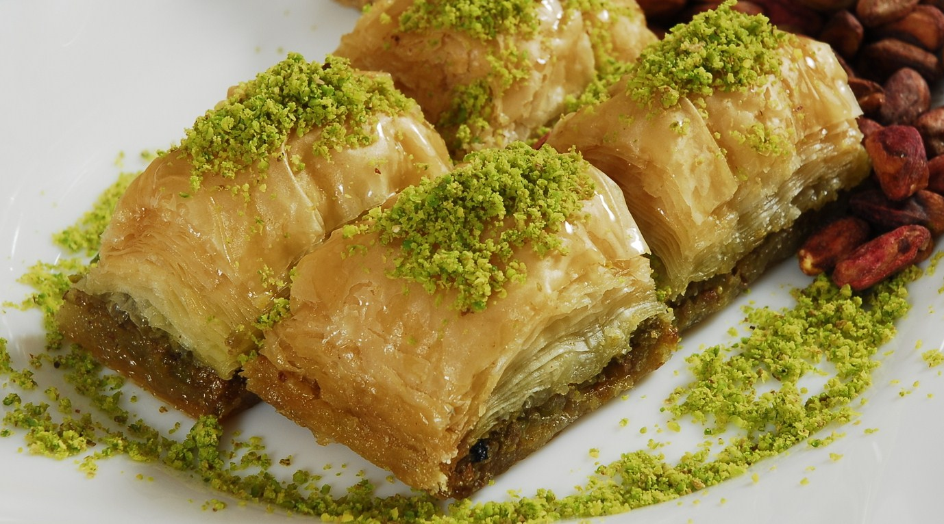 Baklava - Mouthwatering Turkish dishes