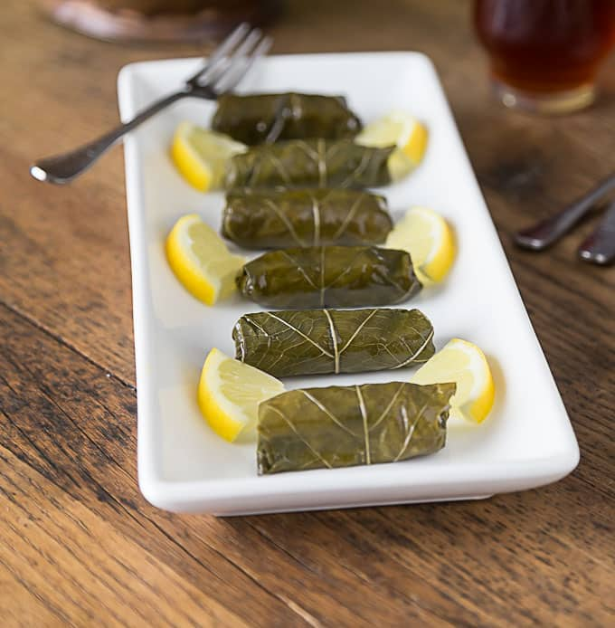 Dolma - Mouthwatering Turkish dishes