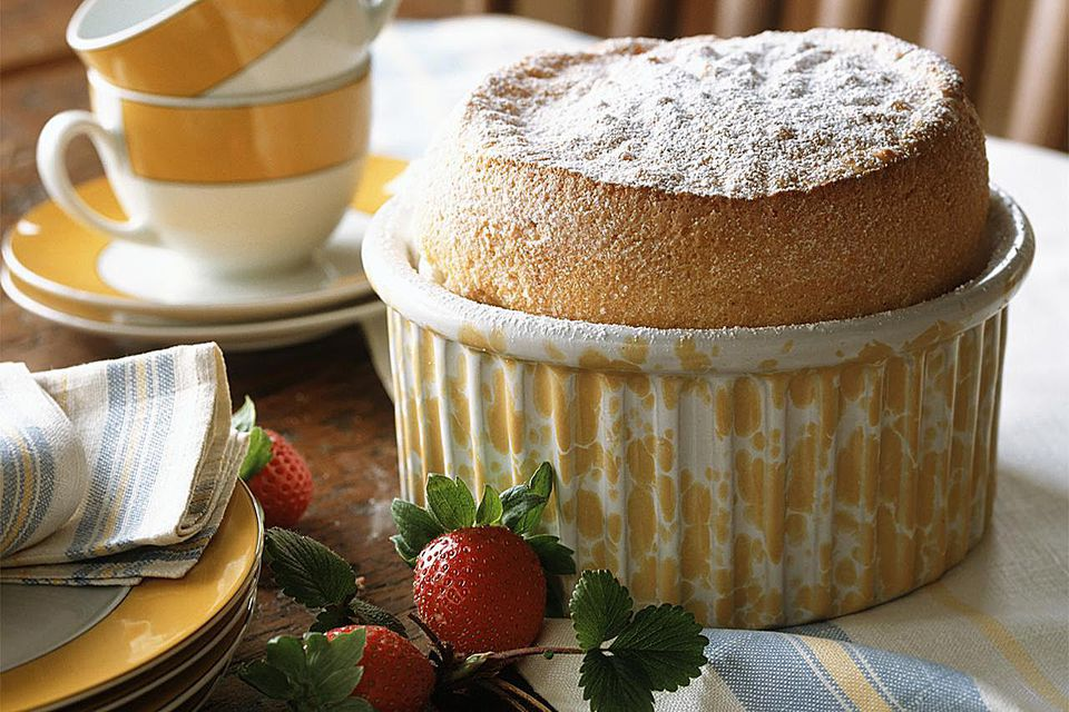 Famous French foods you must try at least once in France - Souffle